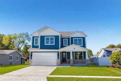 Elk Grove Village Single Family Home New: 1076 Rucks Street