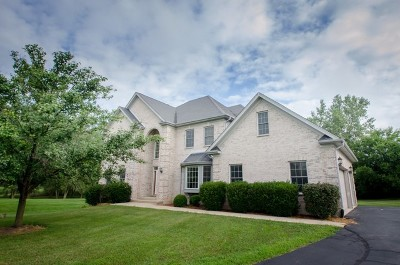 Mc Henry County Single Family Home For Sale: 3040 Dominion Lane