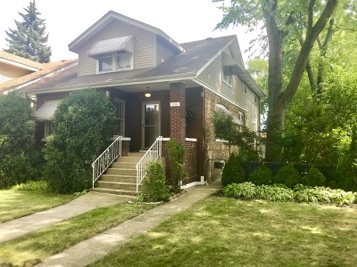 Jefferson Park Single Family Home New: 5741 North Mango Avenue