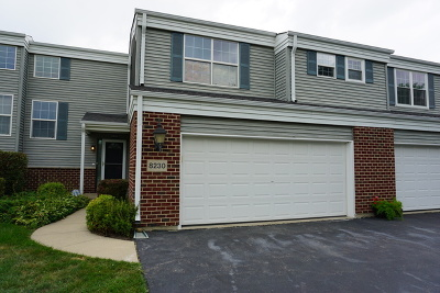 Fox Lake Condo/Townhouse New: 8230 Goldenrod Court