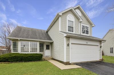 Elgin Single Family Home New: 1263 Dogwood Court