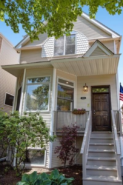 Single Family Home New: 3034 North Leavitt Street