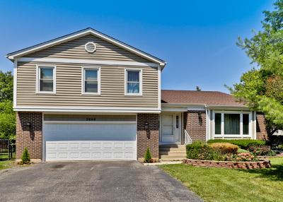 Arlington Heights Single Family Home New: 2646 North Stratford Road