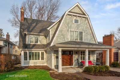 Hinsdale Single Family Home For Sale: 644 South Thurlow Street