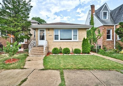 Skokie IL Single Family Home New: $310,000