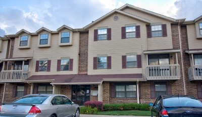 Naperville Rental New: 1512 West Jefferson Avenue #B