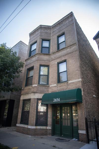 Multi Family Home New: 2654 North Ashland Avenue