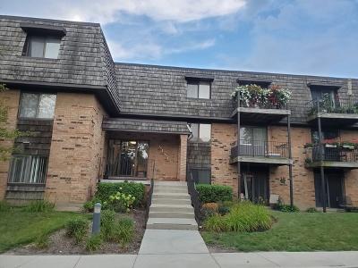 Buffalo Grove Condo/Townhouse For Sale: 9 Oak Creek Drive #3903