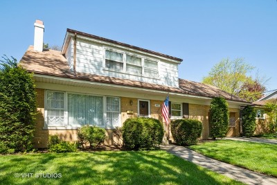 Arlington Heights Single Family Home New: 302 South Forrest Avenue
