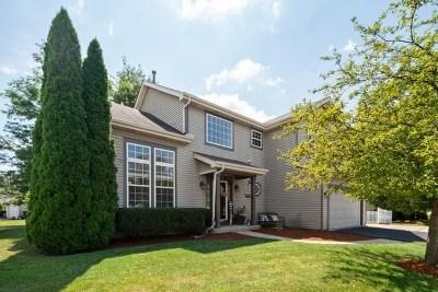 Oswego Single Family Home New: 638 Charolotte Lane