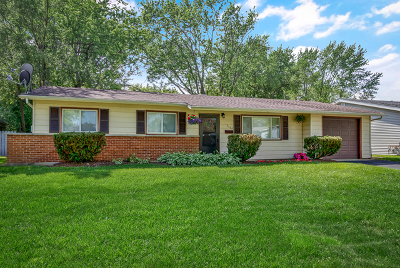 Single Family Home New: 7102 Orchard Lane