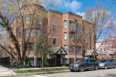 Condo/Townhouse For Sale: 2500 North Seminary Avenue #U8W