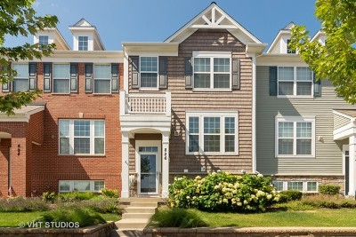 Arlington Heights Condo/Townhouse New: 826 East Wing Street