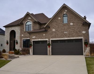 Naperville IL Single Family Home Price Change: $750,000