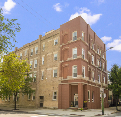Condo/Townhouse Contingent: 1359 North Noble Street #103