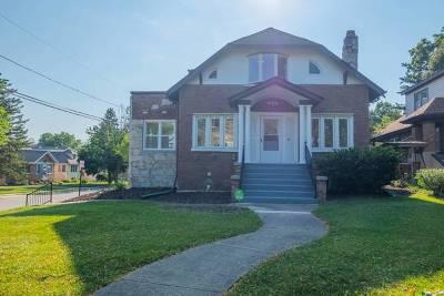 Villa Park Single Family Home For Sale: 234 South Michigan Avenue