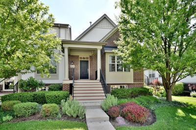 Buffalo Grove Condo/Townhouse For Sale: 2525 Waterbury Lane