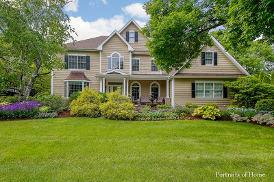 Naperville Single Family Home New: 25w176 Mayflower Avenue