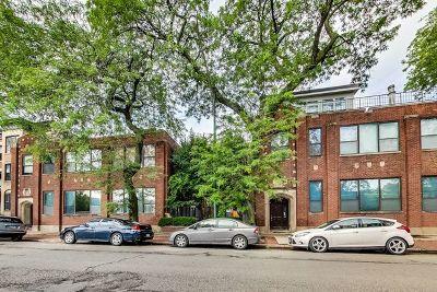 Condo/Townhouse For Sale: 2222 North Racine Avenue #13