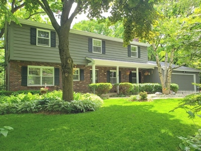 Cary Single Family Home For Sale: 453 High Road