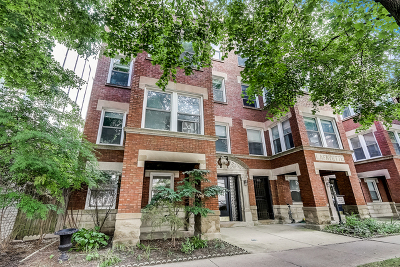 Evanston Condo/Townhouse New: 1511 Maple Avenue #G