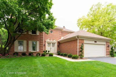 Arlington Heights Single Family Home New: 4017 North Mitchell Drive