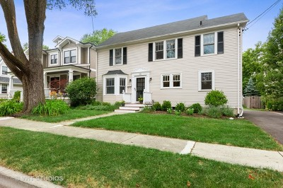 Libertyville Single Family Home For Sale: 326 Grant Court