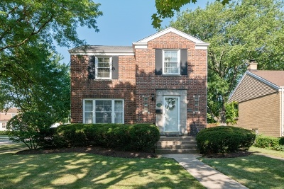 La Grange Park Single Family Home For Sale: 802 Forest Road