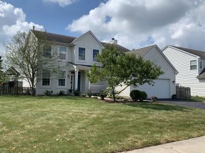 Oswego Single Family Home Price Change: 500 Chestnut Drive
