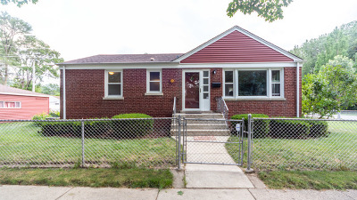 Single Family Home For Sale: 1047 McDaniel Avenue