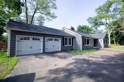 Barrington Single Family Home For Sale: 653 Elm Road
