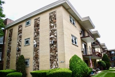 Jefferson Park Condo/Townhouse New: 4835 North Central Avenue #212