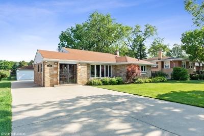 Arlington Heights Single Family Home New: 618 East Olive Street