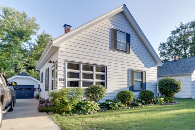 Bloomington Single Family Home New: 1017 East Olive Street