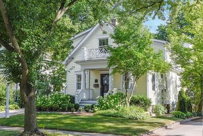 Winnetka Single Family Home For Sale: 942 Spruce Street