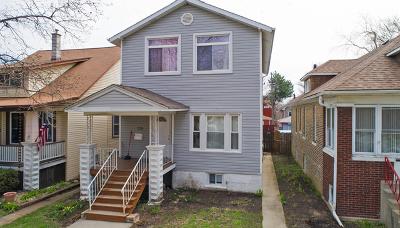 Portage Park Single Family Home New: 4447 North La Crosse Avenue