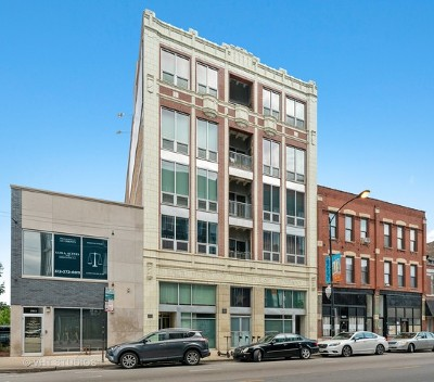 Condo/Townhouse New: 1927 North Milwaukee Avenue #501