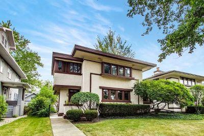 Oak Park Single Family Home For Sale: 716 Columbian Avenue