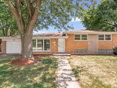 South Holland Single Family Home New: 16121 Ellis Avenue