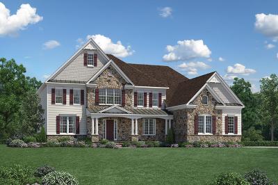Single Family Home New: 25 Acadia Drive