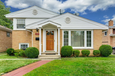 Skokie IL Single Family Home New: $375,500