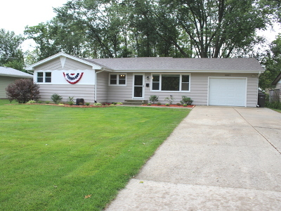 Orland Park Single Family Home New: 10057 West 151st Street