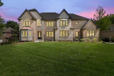 Burr Ridge Single Family Home For Sale: 132 Ashton Drive