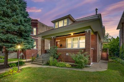 Portage Park Multi Family Home New: 4041 North Leclaire Avenue