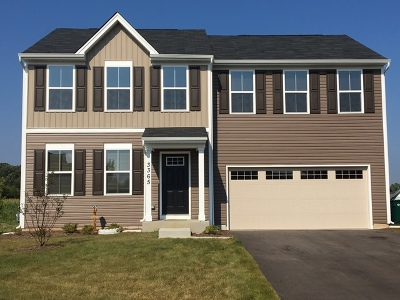 Hampshire Single Family Home For Sale: 711 Stonegate Avenue