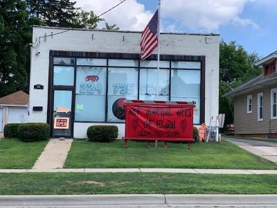 Commercial For Sale: 633 Raymond Street