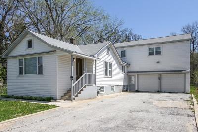McHenry Single Family Home For Sale: 2916 Oakwood Avenue