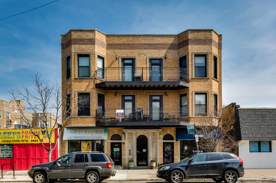 Condo/Townhouse New: 4735 North Damen Avenue #3R