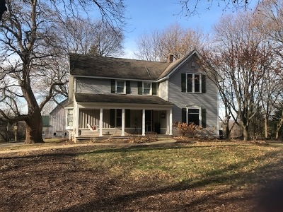 Kane County Single Family Home New: 5n126 Crane Road