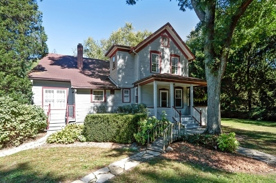 Libertyville Single Family Home For Sale: 1201 West Winchester Road
